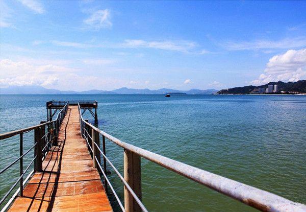 旅游攻略 国内海岛旅游攻略,重庆青年旅行社推荐  在华南最美的海度假