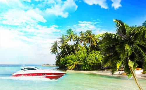 马尔代夫白雅湖3