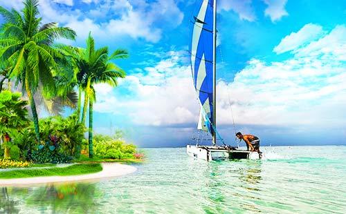马尔代夫白雅湖5