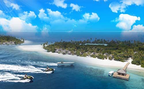 马尔代夫梦境岛4