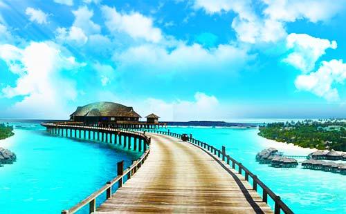 马尔代夫伊露岛3